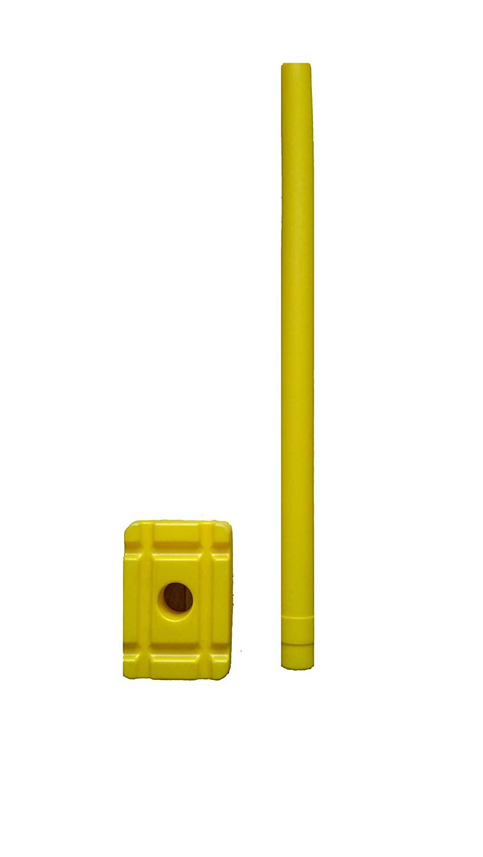 Single Plastic Stump