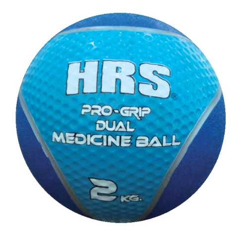 Pro Grip Medicine Ball (Dual Colour)