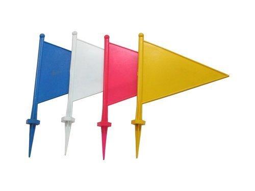 Boundary Flag Plastic